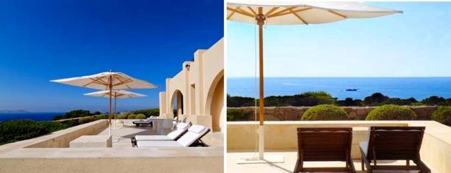 Spectaculaire villa in Cala Moli Ibiza