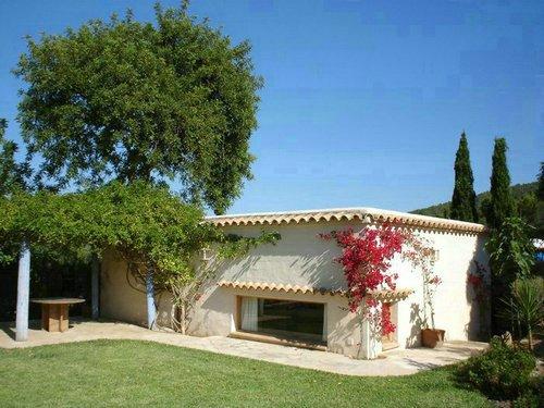 Mooi huis tussen het dorp San Agustin