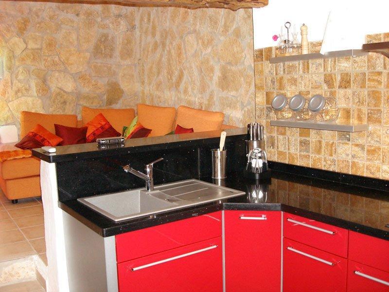 Modern appartement met een slaapkamer te koop in La Marina
