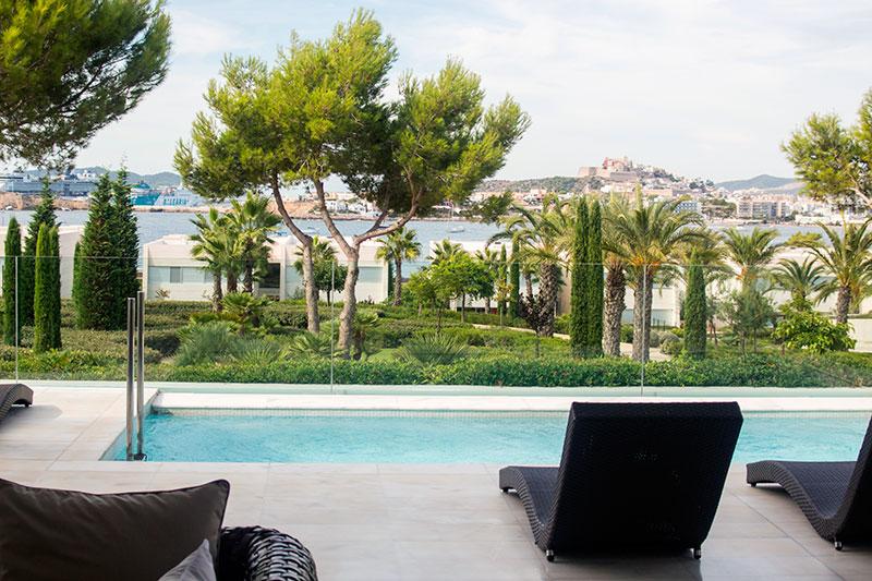 Luxe 4 slaapkamer appartement te koop in Es Pouet- Talamanca(1)