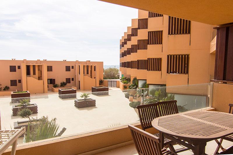 Leuk 3 slaapkamer appartement in Playa d'en Bossa