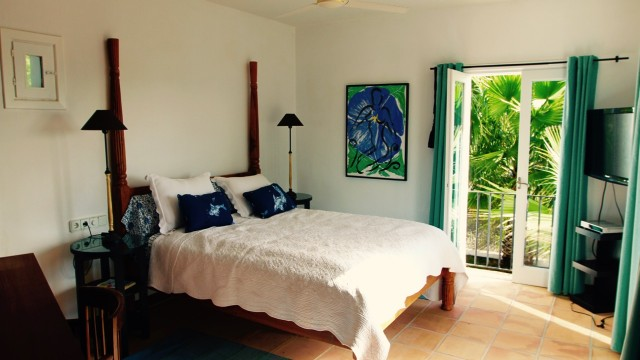 Luxe villa met uitzicht op zee en het land - bovenste gedeelte Cap Martinet