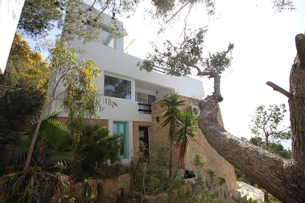 Droomhuis in Roca Lisa te koop met een prachtig uitzicht op zee