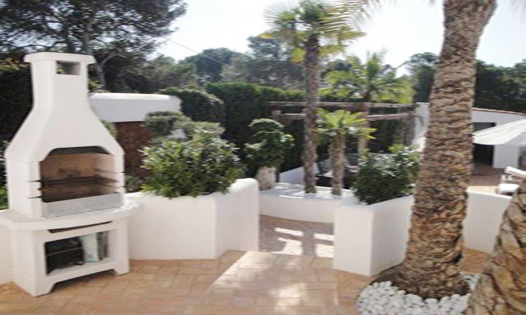 Zeer luxe villa in Cala Gració met de zee
