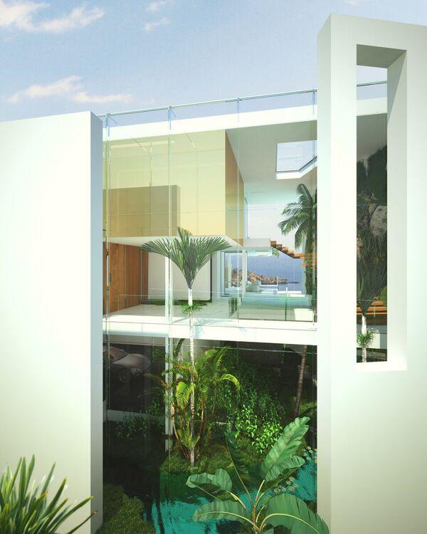Spectaculaire verblijf in Vista Alegre met een prachtig uitzicht