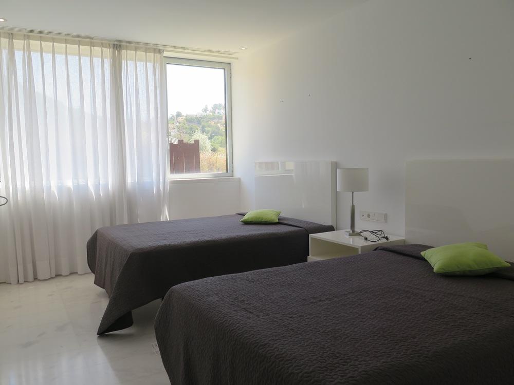 Te koop een modern appartement in Es Pouet