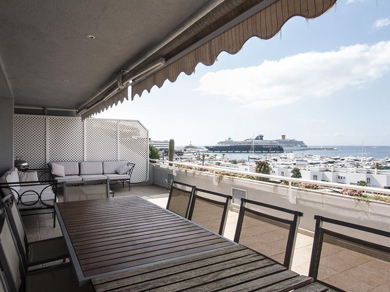 Appartement met 4 slaapkamers te koop in Marina Botafoch