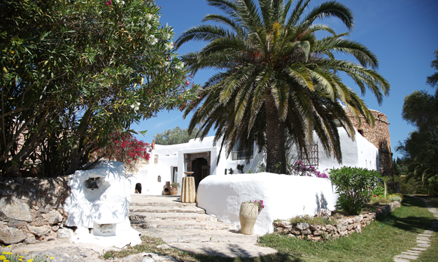 Villa te koop met uitzicht op Formentera