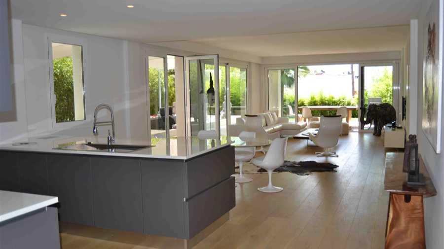 Luxe appartement in de Marina Botafoch Yachtfäfen te koop