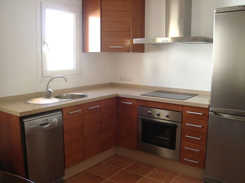 Gezellig appartement met twee slaapkamers in Santa Gertrudis
