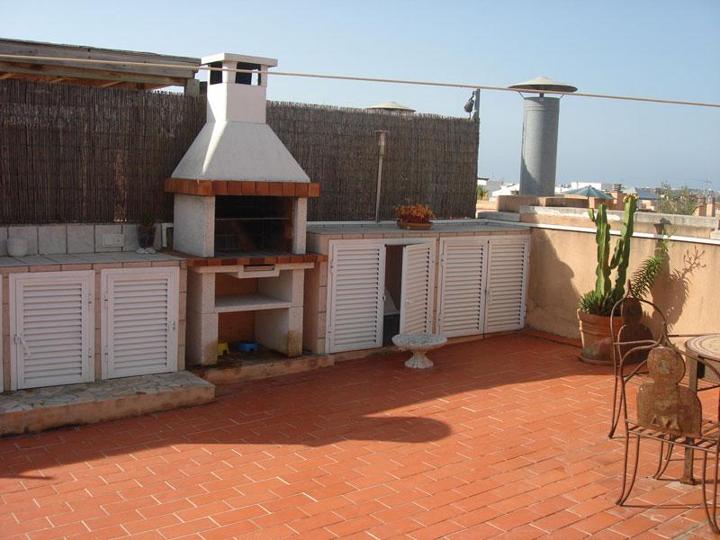 In Jezus Ibiza één Penthouse met 3 slaapkamers te koop