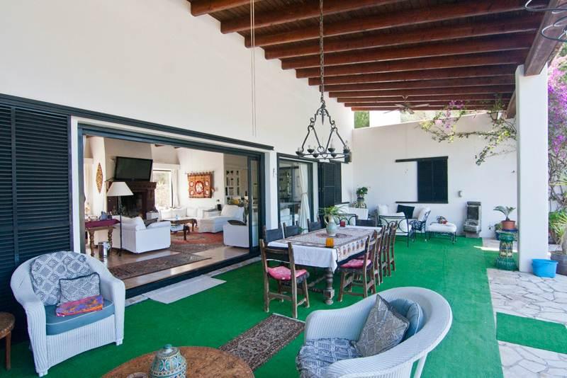 Luxe villa 6 slaapkamers in Santa Eulalia - Roca Llisa