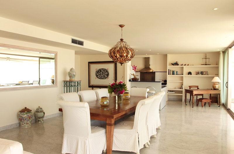 Luxe appartement met 3 slaapkamers te koop Marina Botafoch