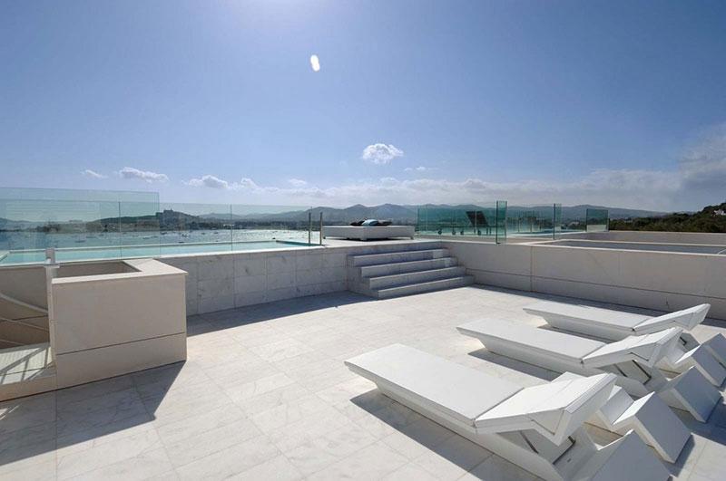 Vier slaapkamer luxe appartement te koop in Es Pouet Talamanca