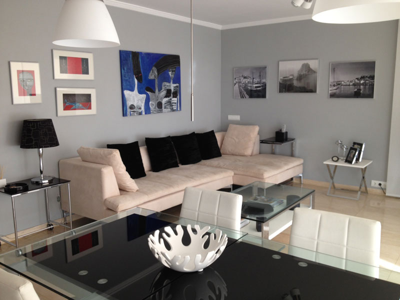 Apartamentos 3 habitaciones en Marina Botafoch te koop