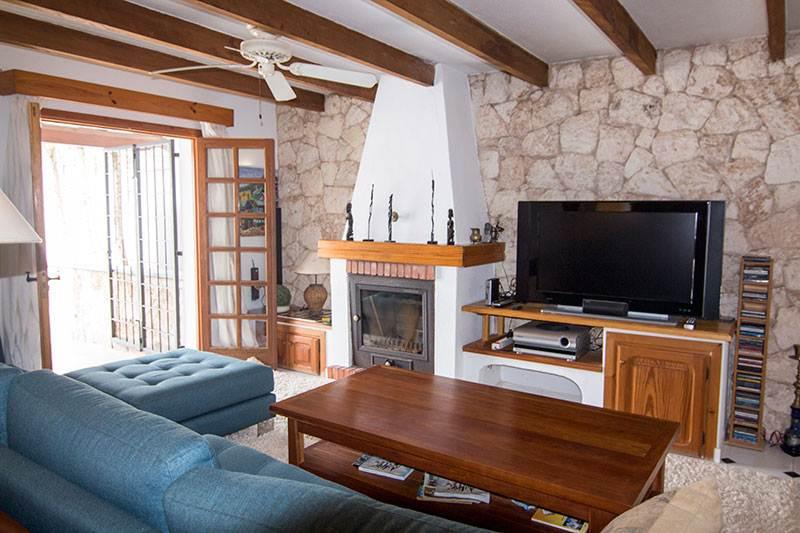 Villa in de buurt van Ibiza te koop