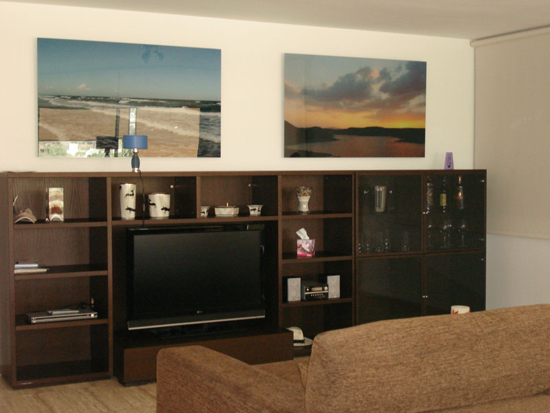 Dit mooie 2 slaapkamer appartement te koop in Marina Botafoch