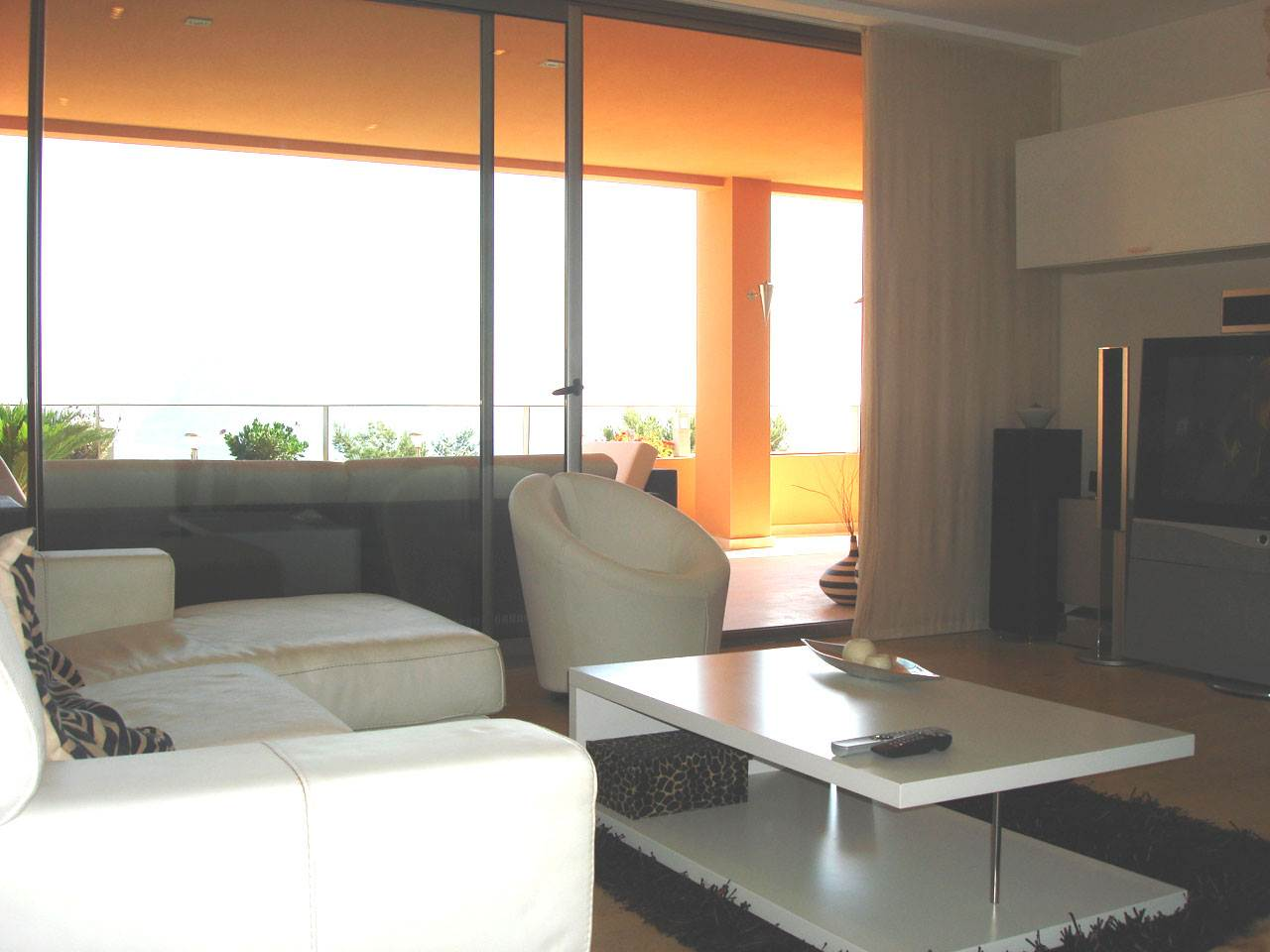 Appartement met twee slaapkamers in Cala Carbo Zand José te koop