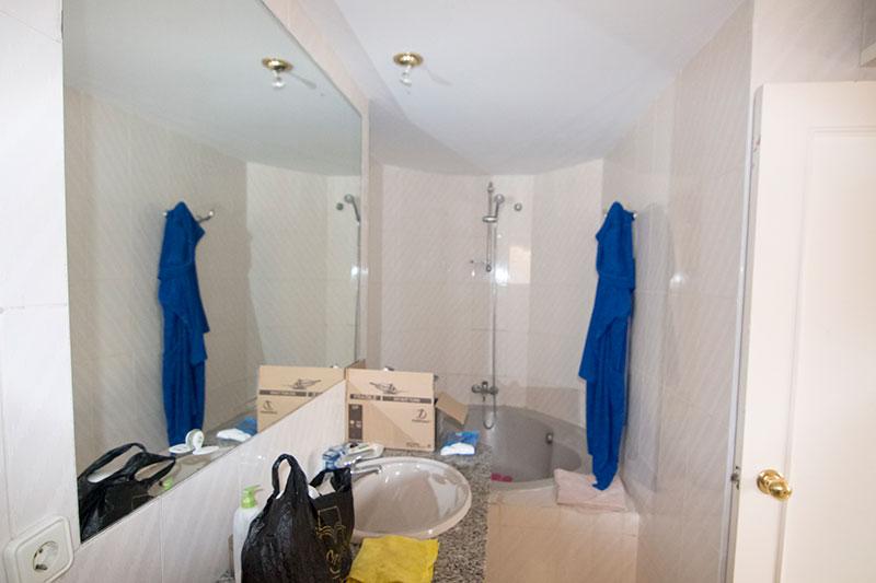Gezellig modern een slaapkamer appartement te koop aan de rand van Ibiza