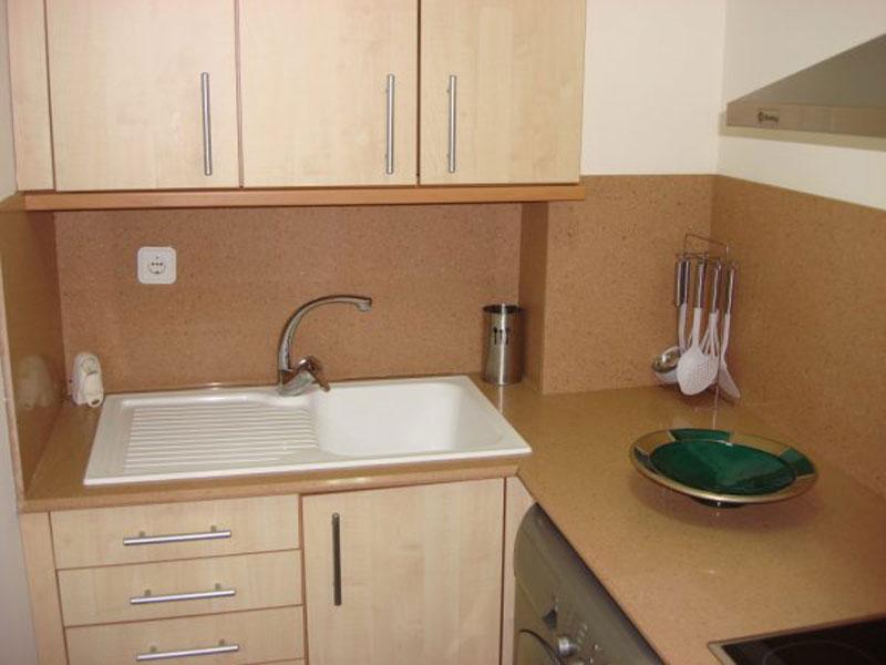 Kleine mooi appartement met een slaapkamer te koop in Santa Eulalia