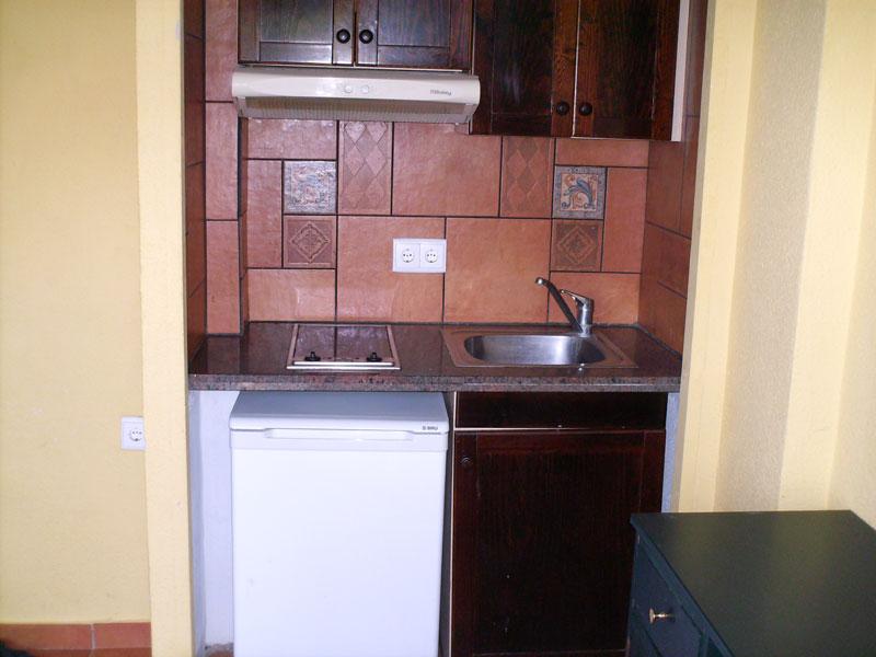 Een slaapkamer appartement in San Juan te koop