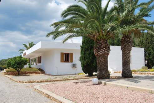 Vierde slaapkamer Villa Sa Caleta en Cala Jondal te koop