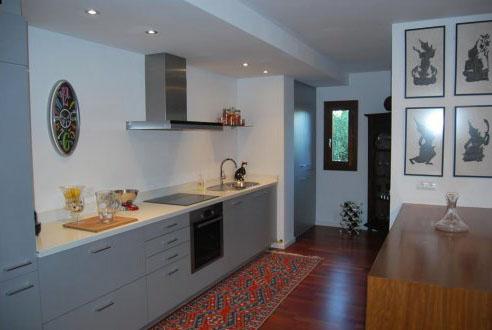 Mooie drie slaapkamer appartement te koop in het centrum van San Jose
