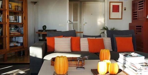 Gezellig appartement met twee slaapkamers te koop in Marina Botafoch