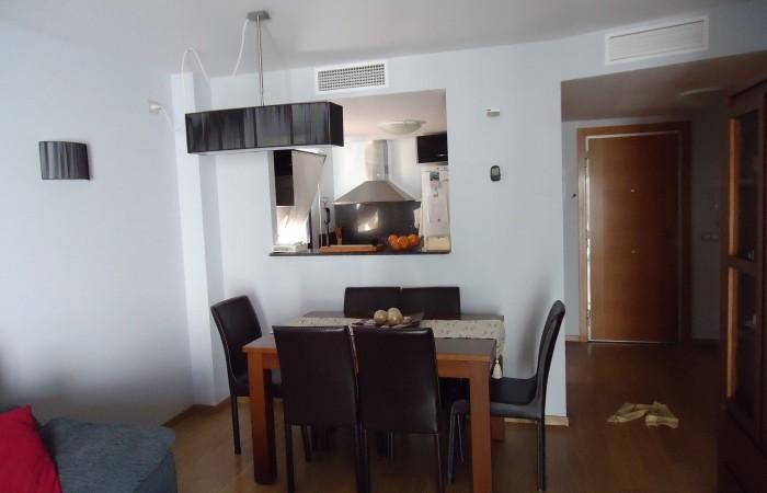 Een slaapkamer appartement te koop in Marina Botafoch