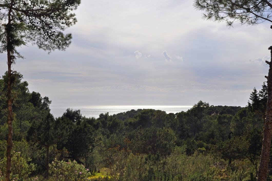 Een prachtige villa in het westen van Ibiza te koop
