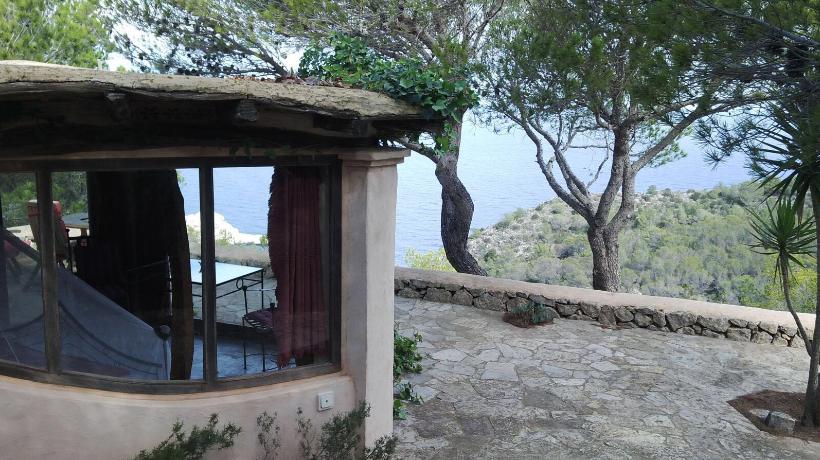 Oude Finca eerste lijn naar de zee met mega uitzichten in St Agnes