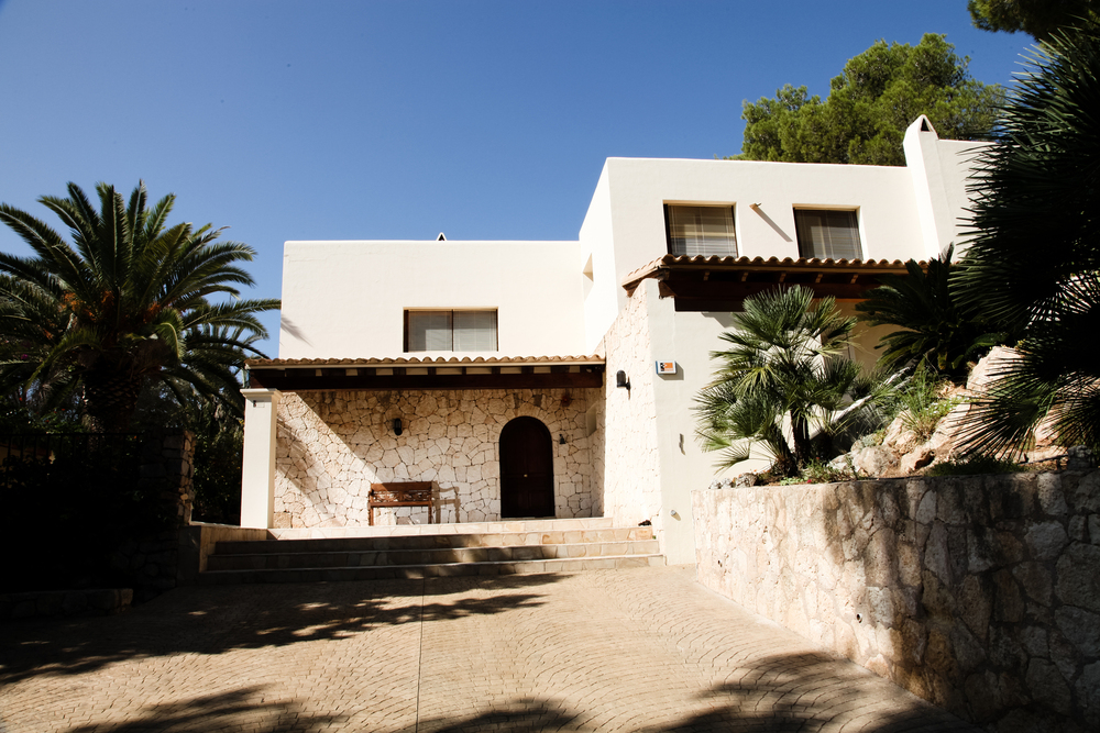 Zeer charmant en moderne villa in Can Furnet