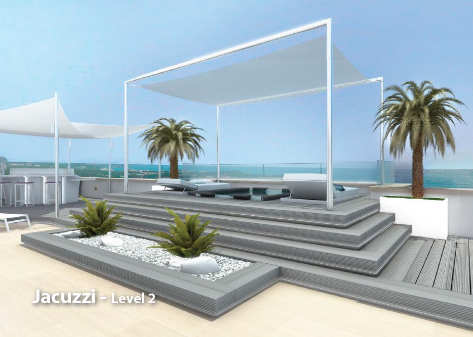 villa met een spectaculair Ocean-Views een Siesta