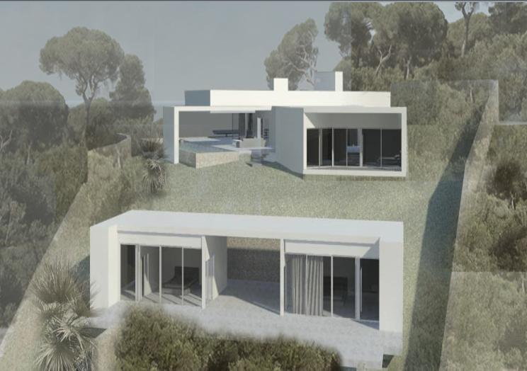 Exclusieve en moderne luxe villa in Roca Lisa
