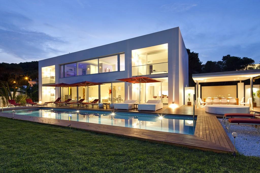 Luxe villa in Vista Alegre in de buurt van Blue Marlin alleen huur