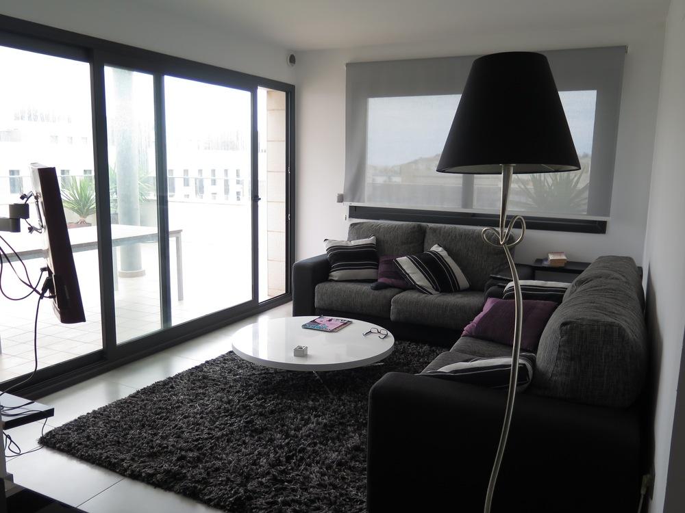Penthouse op loopafstand van Marina Botafoch