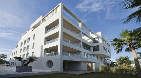 Appartement in het gebouw Sa Marina in Marina Botafoch