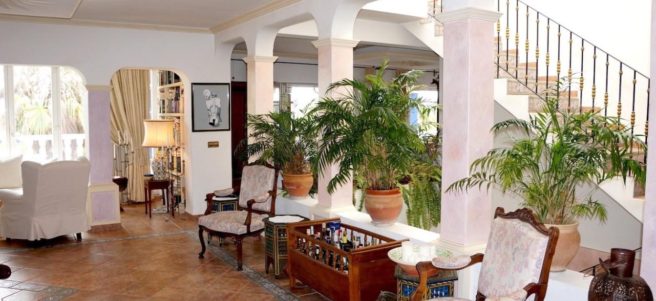 Huis met een prachtig uitzicht op zee in Santa Eulalia te koop