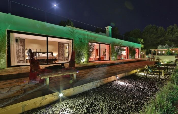 Luxe villa te koop op Ibiza in San Lorenzo