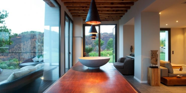 Moderne Blakstad luxe villa te koop in San Juan