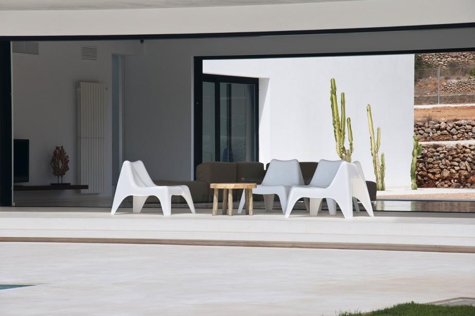 Zeer moderne villa in San Lorenzo San Juan Ibiza