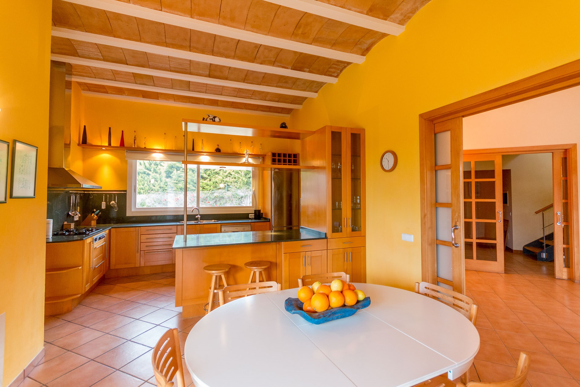 Charmante villa in de populaire wijk van Ibiza