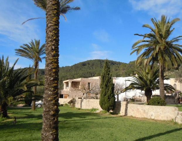 Authentieke Ibiza Finca te koop in Sant Mateu op Ibiza