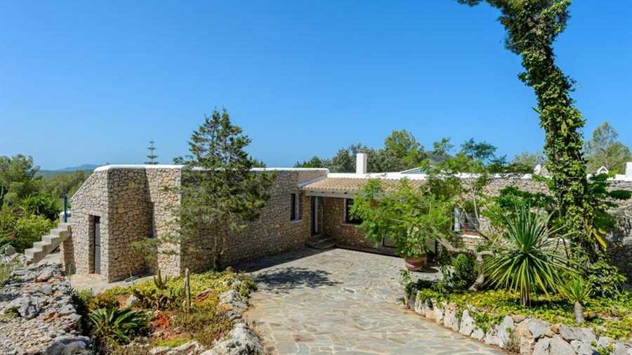 Landhuis in een idyllische locatie met een panoramisch uitzicht in San Mateo