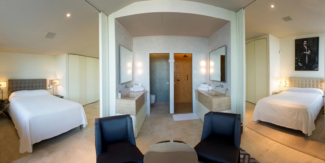 Designer Villa in Roca Lisa met prachtig uitzicht
