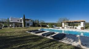 Ibiza landhuis in de buurt van San Lorenzo