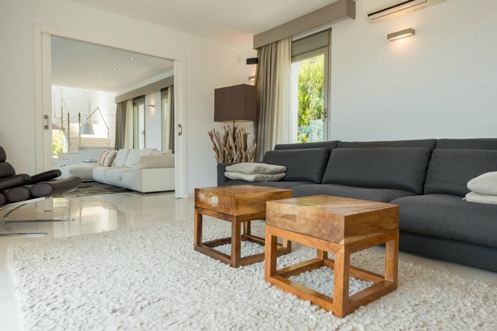 Moderne nieuwbouw villa te koop in Jesus Ibiza