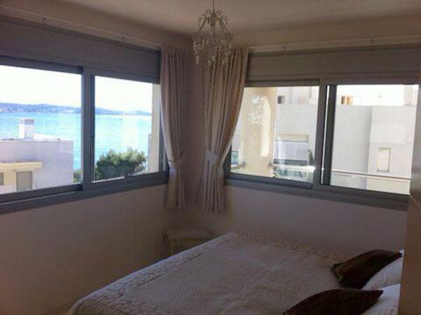 Mooi penthouse in Cala Gracio te koop