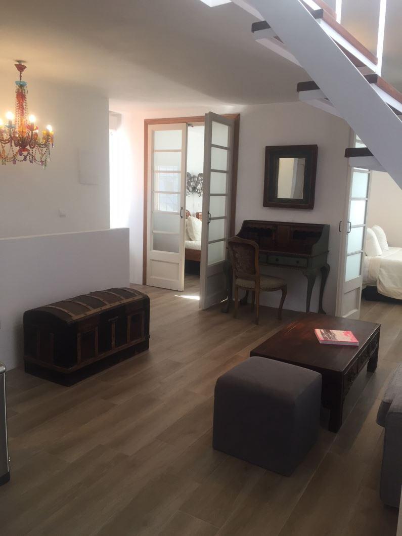 Penthouse in Dalt Vila te koop