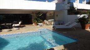 Zeer mooi appartement met privé zwembad op de golfbaan